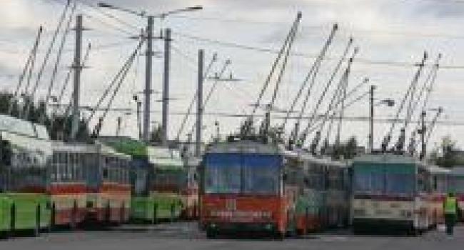 На две недели останавливается движение троллейбуса №3