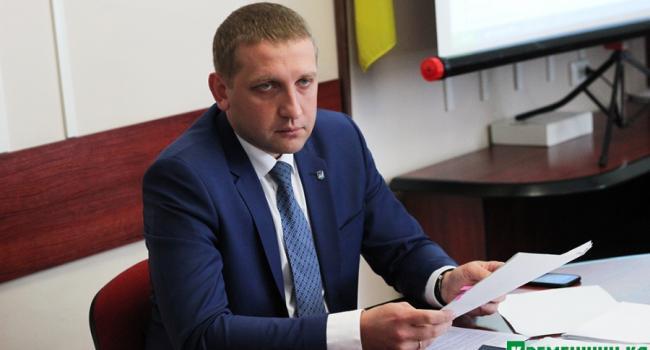 Мэр Малецкий предлагает ездить из Кременчуга в Киев через Знаменку