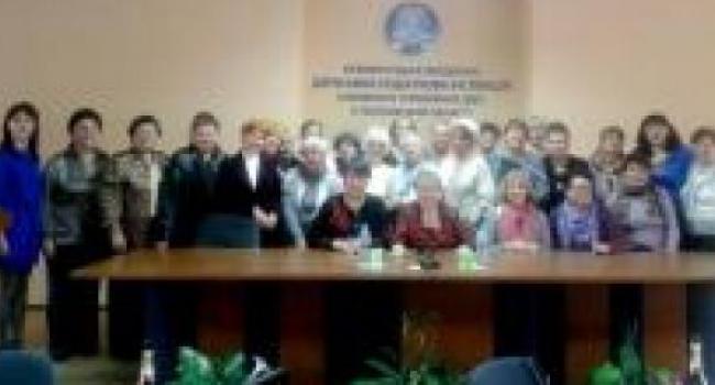 В Кременчуге поздравили ветеранов-налоговиков