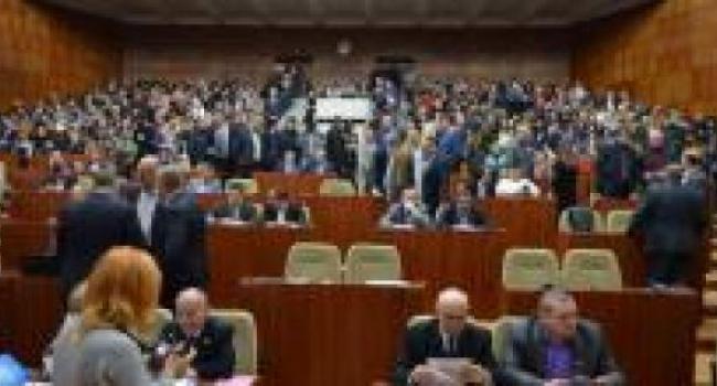 Главу Полтавского облсовета опять не удалось избрать (дополнено)