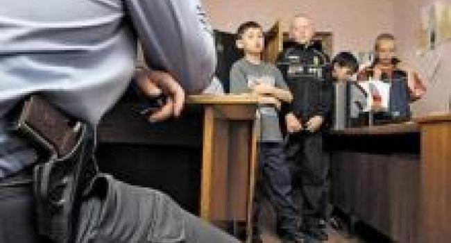 На Полтавщине детская преступность выросла на 100%