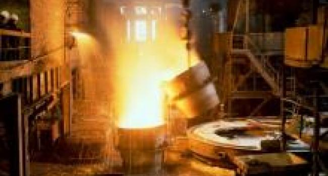Кременчугский стальзавод до конца года немного поработает