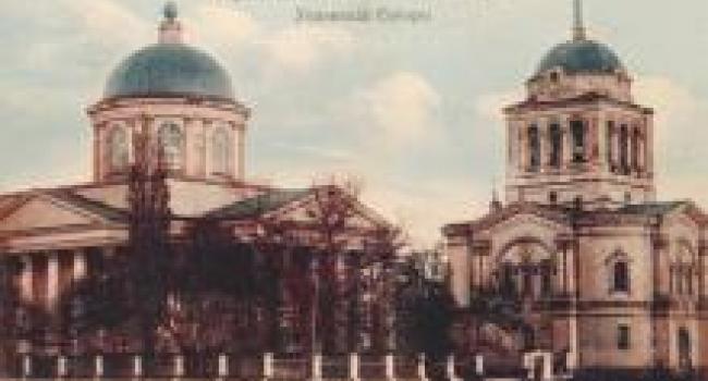 Вопрос восстановления Свято-Успенского остается открытым