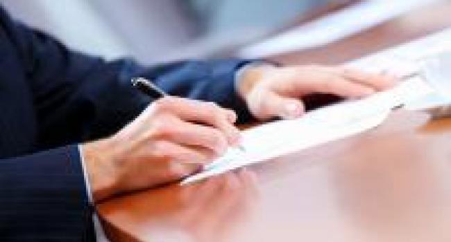 Малецкий, еще не вступил в должность мэра, а уже получил право первой подписи