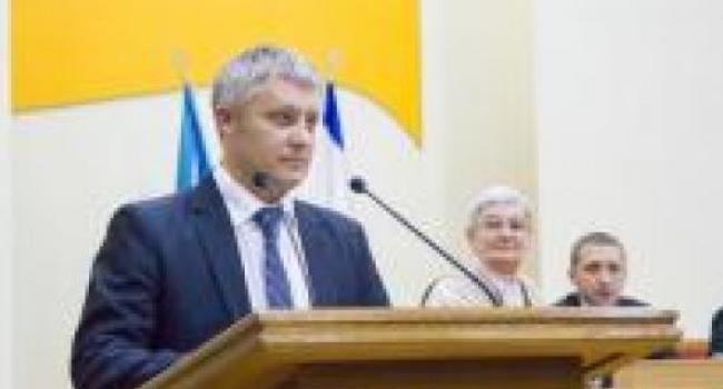 Первый вице-мэр Владимир Пелипенко: юрист и помощник Шаповалова