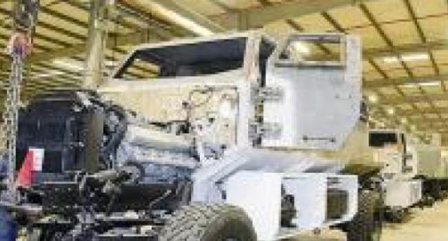 «АвтоКрАЗ» в феврале увеличил производство машин – до 87 шт.
