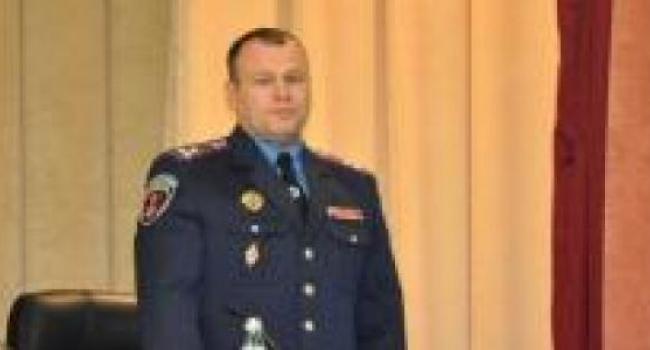 УБОПовец из Одессы Олег Бех возглавил милицию Полтавщины