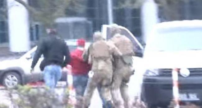 В международном аэропорту «Одесса» полиция задержала торговца людьми из Кременчуга