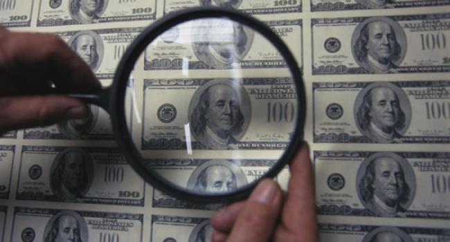 Фальшивые доллары, которые «гуляют» на Полтавщине, произведены на высокотехнологическом оборудовании