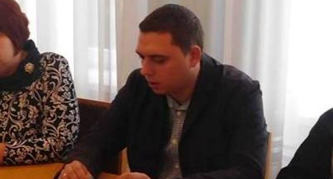 Начальник Кременчугского райДЭУ Васин хотел стать начальником областного управления инфраструктуры и туризма