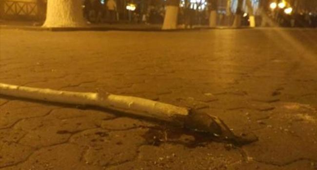 В президентской партии в Полтаве 12 апреля устроят разнос после кровавых беспорядков