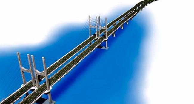 Прощавай новий міст у Кременчуці: облавтодор вже замовив ТЕО будівництва дороги до мостового переходу в обхід міста