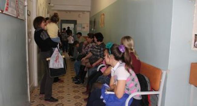 В поликлиниках Кременчуга - аншлаг