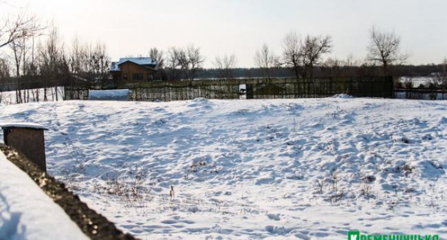 Распродажа: кременчугские инвалиды задешево продали землю на берегу Днепра