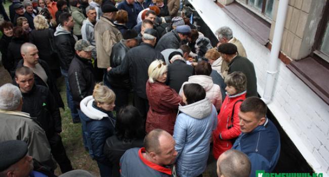 Жители Кременчугского района готовятся к радикальным мерам
