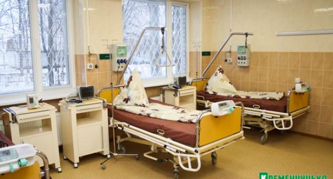 Риск оправдался: в Первой горбольнице торжественно открыли реанимацию