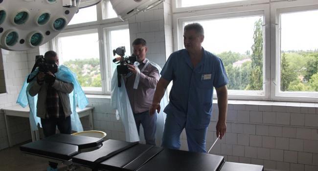 Операционный блок в детской больнице и терапия во Второй, а другие медучреждения пока подождут