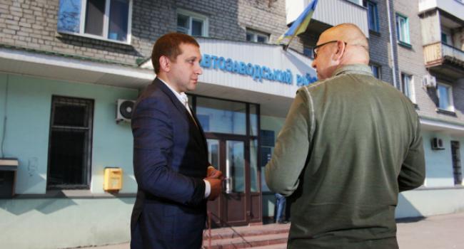 Украинец снова подал в суд на горсовет, горздрав и Малецкого