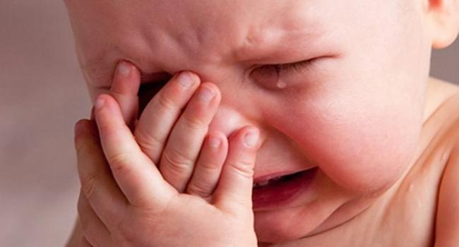 В Кременчуге годовалый малыш получил химические ожоги