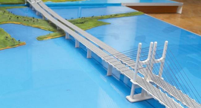 Новый мост в Кременчуге: попытка №«надцать» (дополняется)