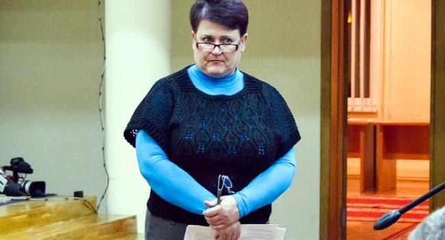 Вице-мэр Кременчуга Татьяна Неиленко