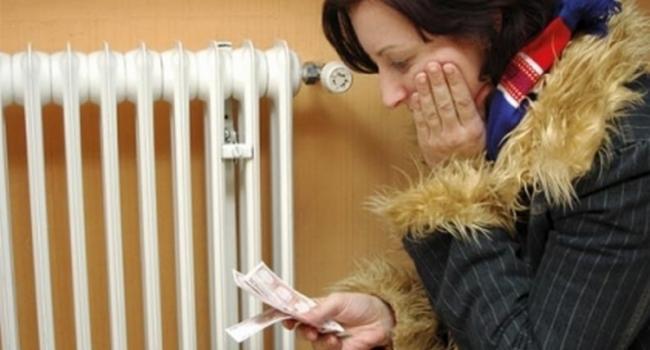 Поставщики тепла в Кременчуге недополучают около 15% оплаты населения