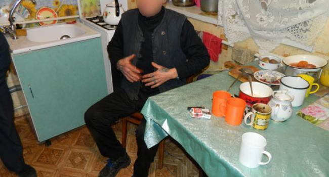Под Кременчугом мужчине «раскроили» лицо ножом
