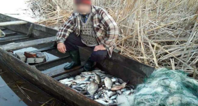 В заливе Кременчугского водохранилища браконьер наловил рыбы на срок до трех лет