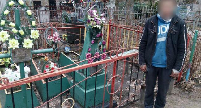 Полицейские Кременчуга задержали опытного вандала