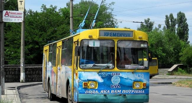 Виконком визначив підприємство, що будуватиме тролейбусні лінії із центру Кременчука доКрюкова