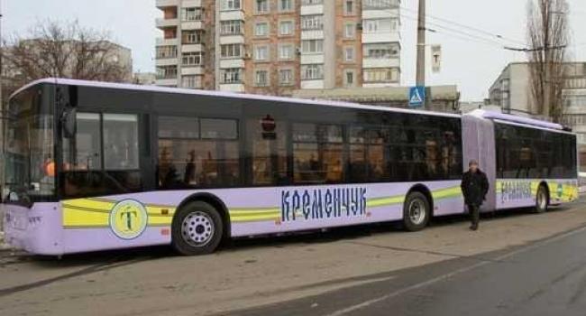 В Кременчуге на маршрутах стало меньше «рогатых»