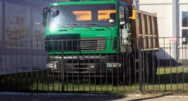 Вот такие «патриоты» Кременчуга: ДРСУ вместо КрАЗа закупило МАЗ, который почти на 500 тыс грн дороже