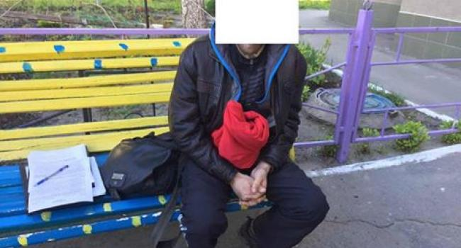 На Троїцькому ринку в Кременчуці спіймали грабіжника