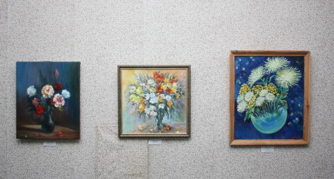 Експозиція дивуватиме містян найрізноманітнішими техніками живопису до 30 червня.