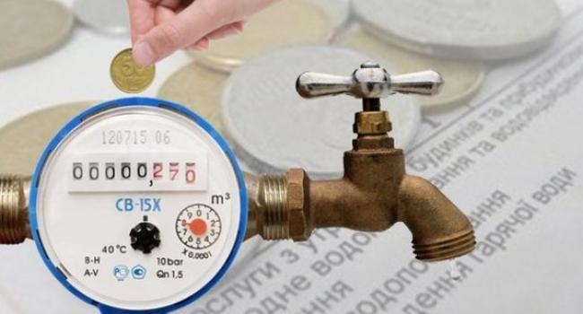 Більше 500 грн доведеться декому з кременчужан платити щоквартально за обслуговування лічильників води