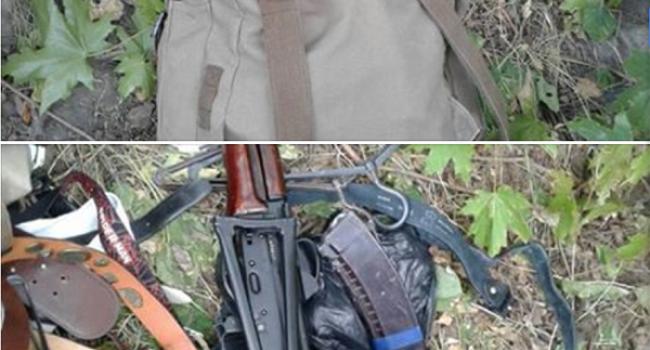 Зброя на вулицях Кременчука - що сміття: перехожий знайшов сумку з автоматом