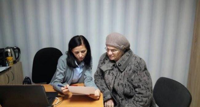 Кременчуцьких бабусь розкачали: у голосуванні за проекти Громадського бюджету активні пенсіонери