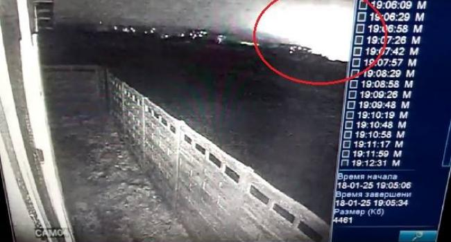 В сети опубликовано видео момента взрыва вертолёта Ми-8 в Кременчуге