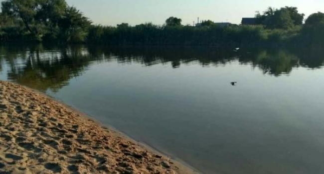 В Кременчуці в Сухому Кагамлику втопилася дитина