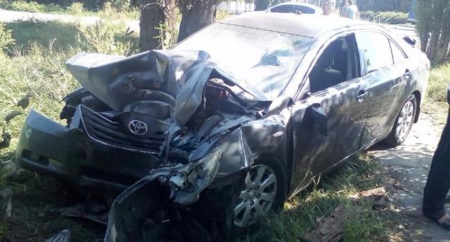 На Молодіжному зіткнулися вантажна Газель та Toyota: є постраждалі