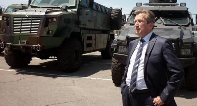 Гендиректор КрАЗу Черняк: про те, чому КрАЗи не підходять Малецькому