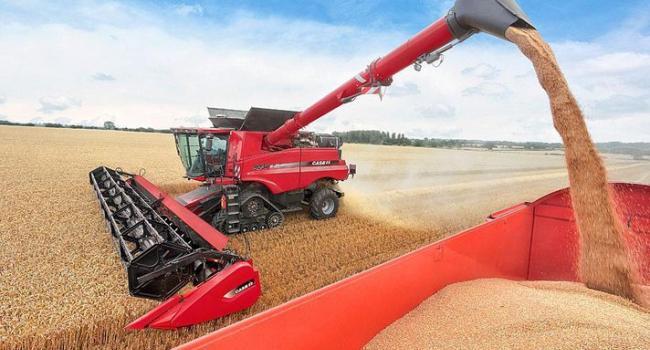 Аграрії Полтавщини намолотили три мільйона тонн зерна