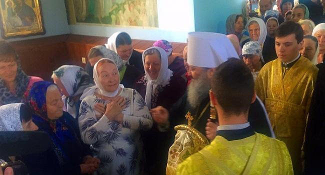 Кременчуг празднует 10-летие епархии УПЦ