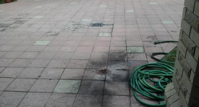 На подвір'я екс-депутата Полтавської міськради кинули гранату