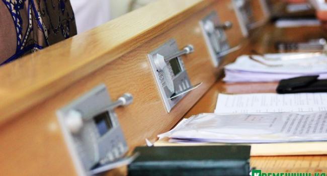Депутатская статистика: кто и как из народных избранников посещал сессии Кременчугского горсовета и комиссии
