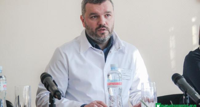 Просился на учебу, а там 2 месяца даже не появлялся: директор больницы «Кременчугская» Сычев стал прогульщиком?