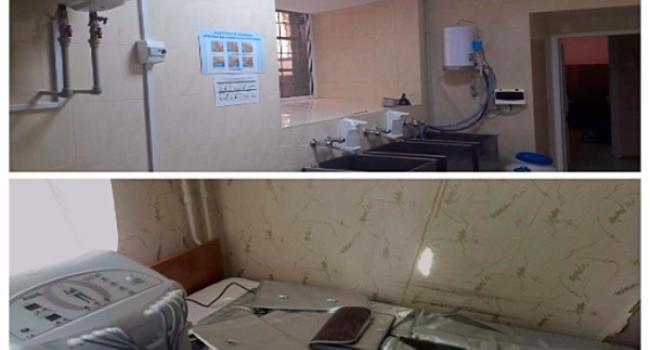 В кременчугских больницах пополнение: новая стерилизационная, лазерный коагулятор и бьюти-терапия