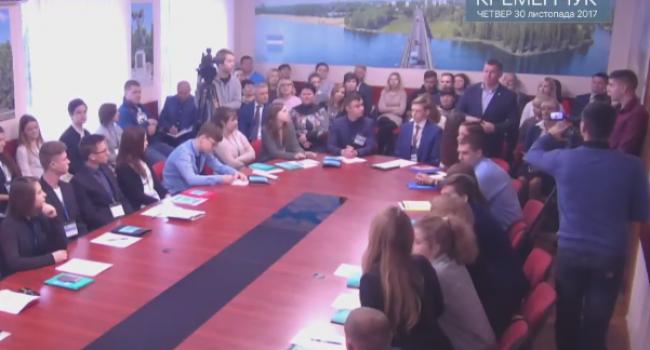 Віце-мер Кременчука Кравченко у відпустці ходить роботу