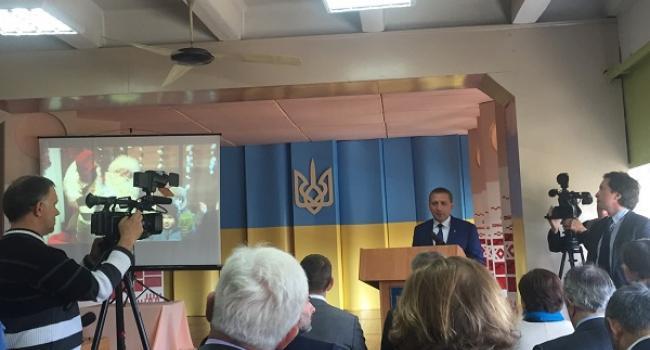Малецкий: население Кременчуга приближается к 300 тысячам