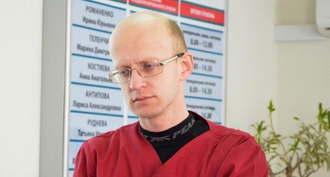 На должность главврача Кременчуского роддома власти толкают протеже нардепа Шаповалова – пропагандиста-сепаратиста Климова